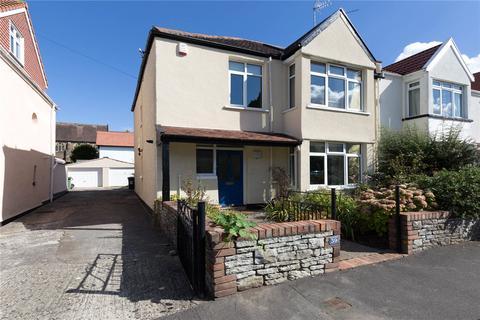 4 bedroom semi-detached house for sale - Lawrence Grove, Henleaze, Bristol, BS9