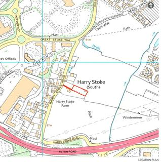 Land for sale - Harry Stoke Road, Stoke Gifford, Bristol, BS34