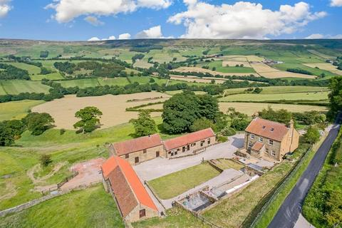 5 bedroom farm house for sale - Farndale, Kirkbymoorside