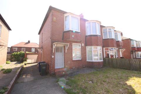 3 bedroom ground floor flat for sale - Greywood Avenue, Fenham, Newcastle upon Tyne, Tyne and Wear, NE4 9PA