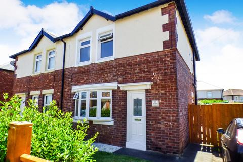 3 bedroom semi-detached house to rent - Fourth Avenue, Morpeth, Northumberland, NE61 2HL