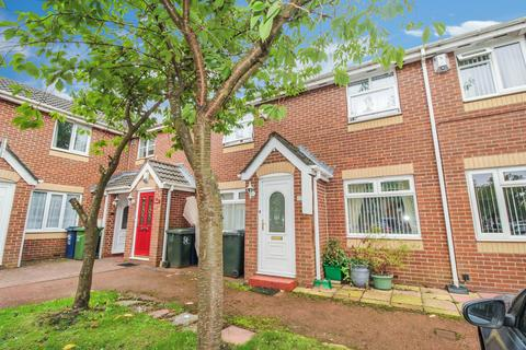 2 bedroom terraced house for sale - Shawdon Close, Newcastle upon Tyne, Tyne and Wear, NE5 4LF