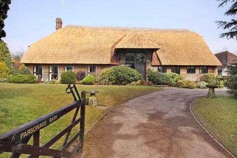 6 bedroom barn conversion for sale - Compton Street, Compton, Winchester, Hampshire, SO21