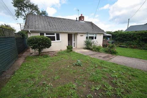 2 bedroom detached bungalow to rent - Witheridge