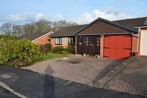 3 bedroom detached bungalow for sale - Glebelands, Tiverton - Follett Road