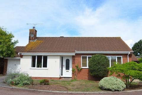 3 bedroom detached bungalow for sale - Willand- GENEROUS PLOT