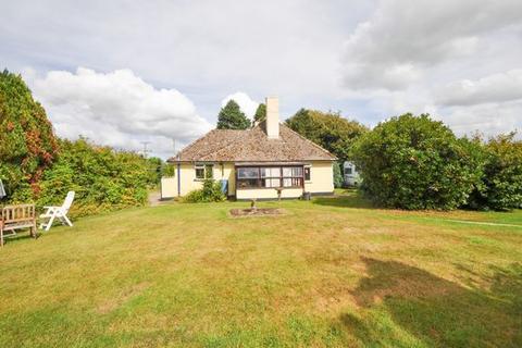 3 bedroom detached bungalow for sale - East Anstey