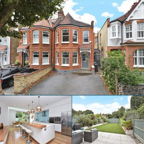 4 bedroom semi-detached house for sale - Warner Road, Crouch End