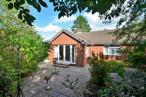 2 bedroom detached bungalow for sale - Close to the Town Centre but nicely tucked away!