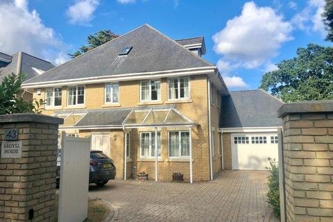 5 bedroom detached house for sale - Sandecotes Road, Lower Parkstone, Poole, BH14 8PA