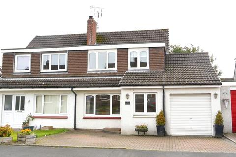 3 bedroom semi-detached house for sale - 7 Rannoch Place, Kinross, Kinross-shire