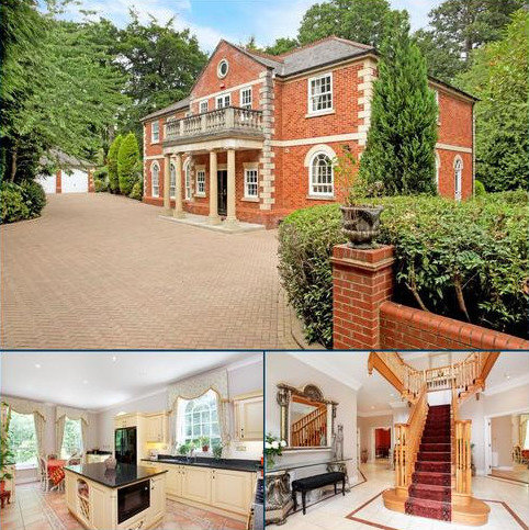 5 bedroom detached house for sale - London Road, Sunningdale