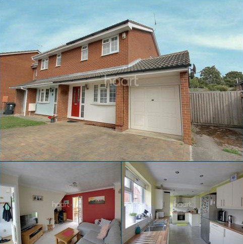 3 bedroom semi-detached house for sale - Sheerwold Close Stratone Village