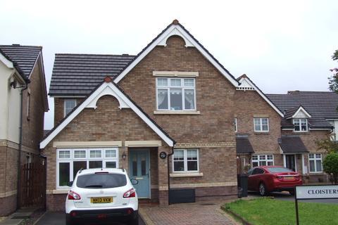 3 bedroom detached house to rent - 2 Cloisters Walk, Baglan Moors, Port Talbot