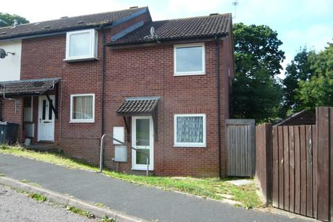 2 bedroom end of terrace house for sale - Dukes Crescent, Exmouth