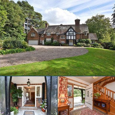 5 bedroom detached house for sale - Ladywood Road, Sutton Coldfield, West Midlands, B74