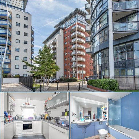 1 bedroom flat for sale - Crews Street, Canary Wharf