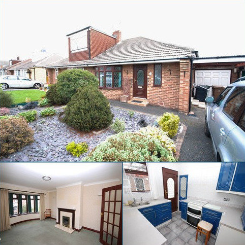 2 bedroom bungalow for sale - Longhirst Drive, Wideopen