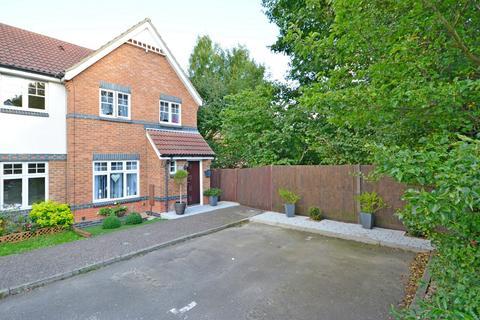 3 bedroom end of terrace house for sale - Crabs Croft, Braintree, Essex, CM7