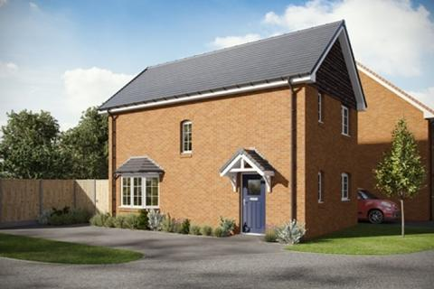 3 bedroom detached house for sale - Plot 17, Pollys Lock, Newport, Shropshire, TF10 7TS