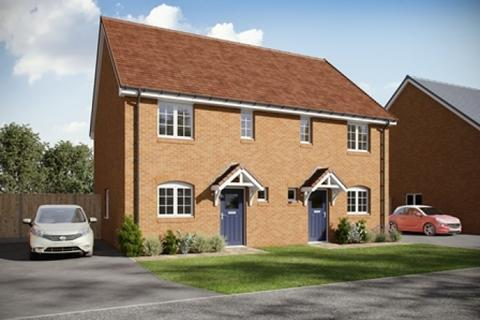 3 bedroom semi-detached house for sale - Plots 28-32, Pollys Lock, Newport, Shropshire, TF10 7TS
