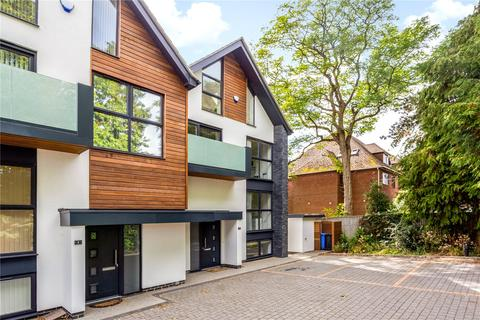 4 bedroom end of terrace house for sale - The Chines, 3 Delhi Close, Poole, Dorset, BH14