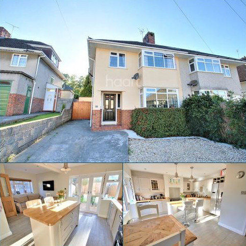 3 bedroom semi-detached house for sale - Hillcroft Close