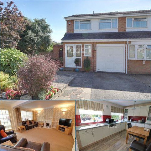 3 bedroom semi-detached house for sale - High Meadows, Chigwell