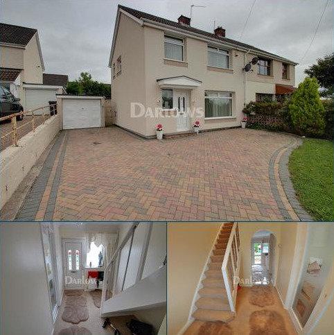 3 bedroom semi-detached house for sale - Trowbridge Road, Rumney, Cardiff