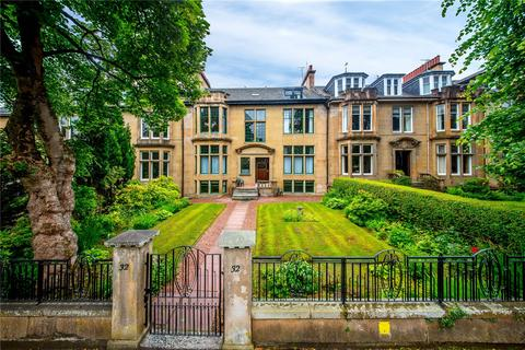 6 bedroom terraced house for sale - Cleveden Drive, Glasgow, G12