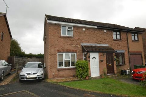 3 bedroom semi-detached house for sale - Hewes Close, Glen Parva, Leicester