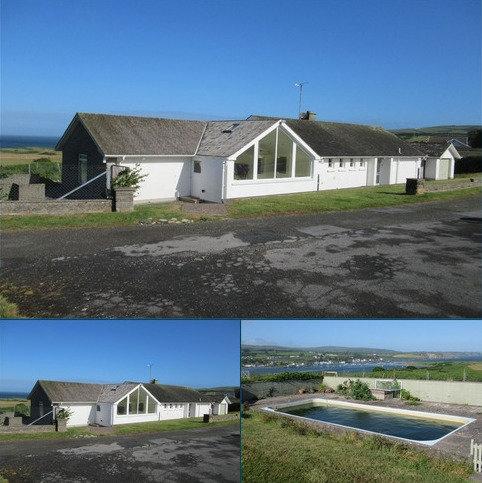 4 bedroom detached bungalow for sale - Baptiste, Golf Course Road, Newport, Pembrokeshire