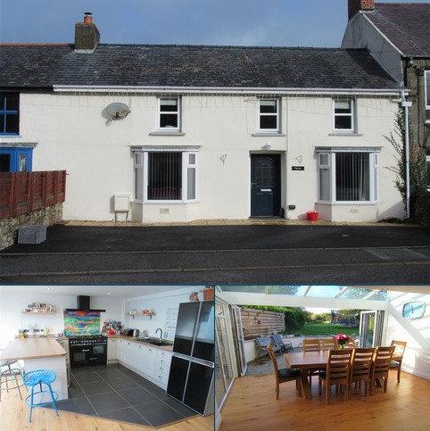 4 bedroom terraced house for sale - Clynaur, Dinas Cross, Newport, Pembrokeshire