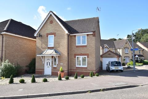 3 bedroom detached house for sale - Heartsease Road, Thetford