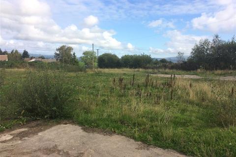 Land for sale - Plot 2, Former McLaren Sawmill, Gargunnock, Stirlingshire, FK8