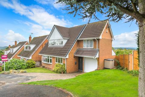 3 bedroom detached house for sale - Ludlow Heights, Bridgnorth, Shropshire