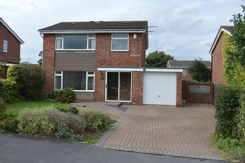 3 bedroom detached house for sale - Canterbury Drive, Washingborough