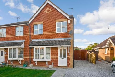 3 bedroom semi-detached house to rent - Sleightholme Close, Kingswood, Hull