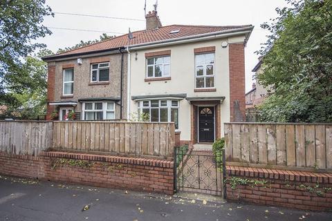 3 bedroom semi-detached house for sale - Freeman Road, NE3