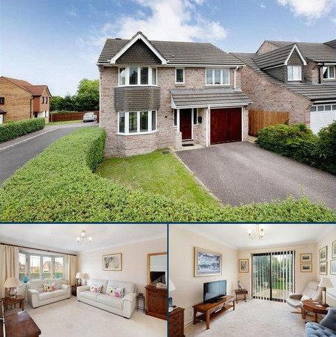 4 bedroom detached house for sale - Warren Street, Wellington