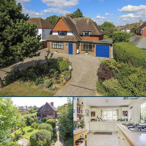 4 bedroom detached house for sale - Private Sea Estate, Rustington