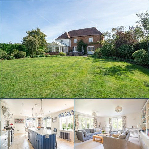 5 bedroom detached house for sale - Wootton Close, Petham, Canterbury, Kent