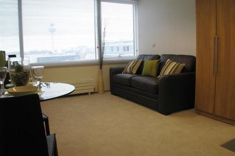 Studio to rent - One Park West, 31 Strand Street,