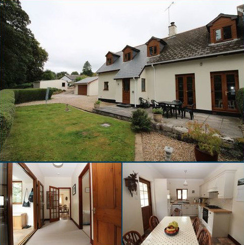 4 bedroom end of terrace house for sale - Perranwell Station, Nr. Truro