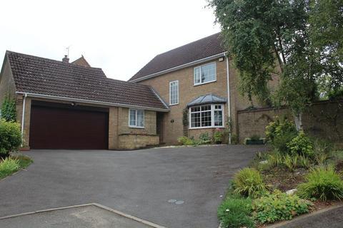 4 bedroom detached house for sale - Cumberland Gardens, Castle Bytham