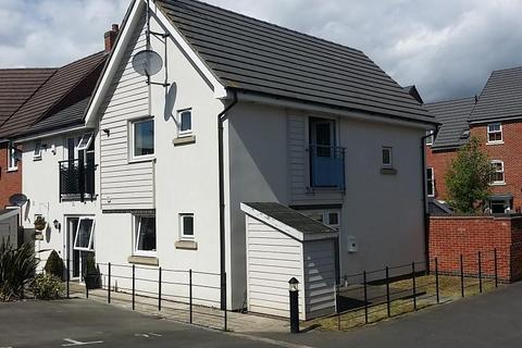 1 bedroom terraced house to rent - Brompton Road, Hamilton, LEICESTER, LE5 1PQ