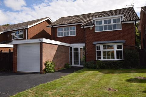 4 bedroom detached house for sale - Starbold Crescent, Knowle, Solihull, West Midlands