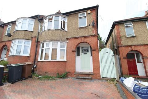 3 bedroom semi-detached house for sale - Spacious CHAIN FREE Property on Seymour Road, Luton