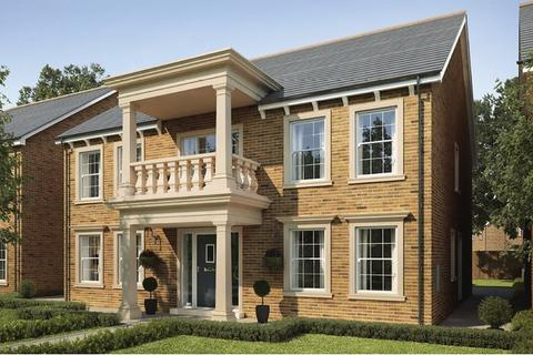 5 bedroom detached house for sale - Plot 70, Mansion Gardens, Penllergaer, Swansea