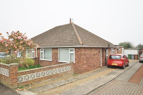 2 bedroom semi-detached bungalow to rent - Lone Barn Road, Sprowston, Norwich